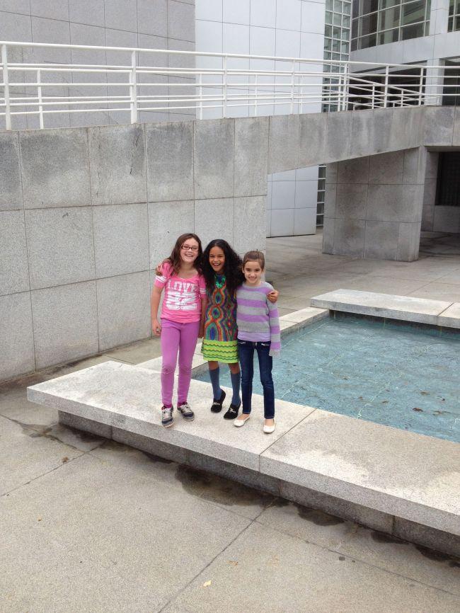 Lucy, Layla & Lexi
