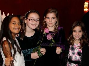 Layla, Lucy, Isabel & Lexi