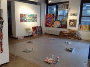Hi Art Setup