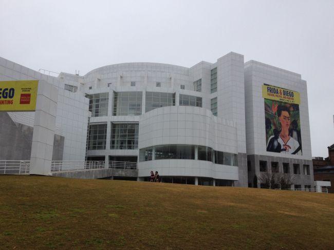 High Museum Exterior