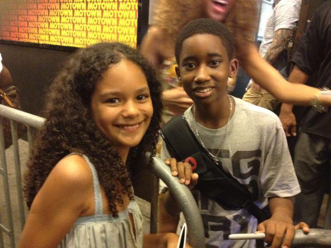 """""""Michael Jackson"""" with Layla"""