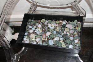 Geodes and more geodes