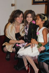Roula, Lexi & Layla