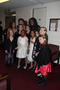 The Posse with Pretty Yende