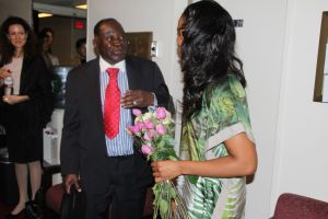 Pretty Yende with Grandpa Sewell