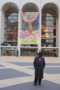 Grandpa Sewell at The MET