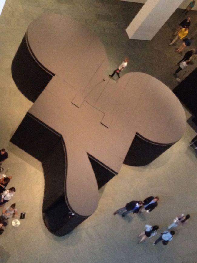 Claes Oldenburg Mouse Museum