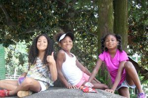 Layla, Belen & Grace