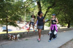 Carmen, Layla, Leslie & Roula