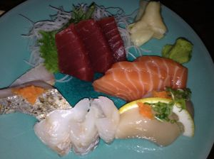 Sashimi Perfection!!