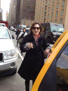 Got a taxi