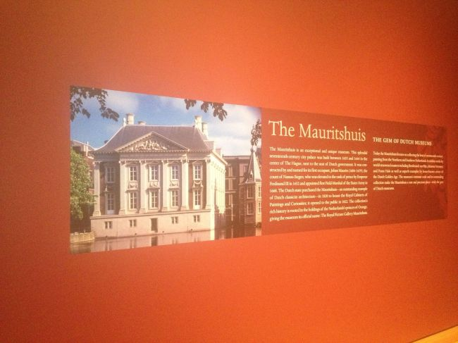 The Mauritshuis