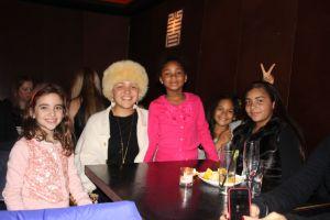 Maya, Grace, Layla & Ana