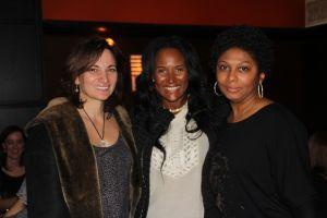Roula, Alicia & Leslie