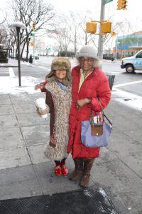 Layla & Grandma Sewell