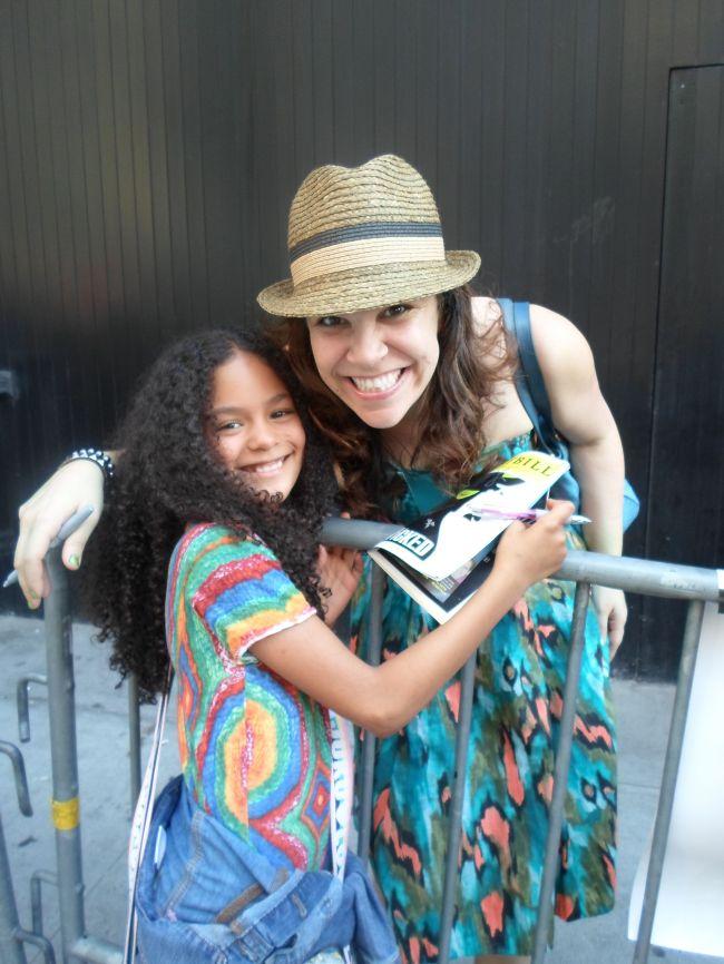 """""""Elphaba"""" with Layla"""