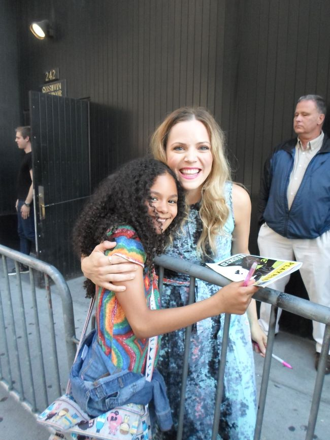 """Glenda"" with Layla"