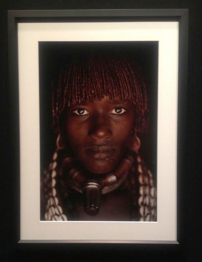 Alison Wright- Goite, woman from Hamer Tribe- Omo Valley, Ethiopia, 2006