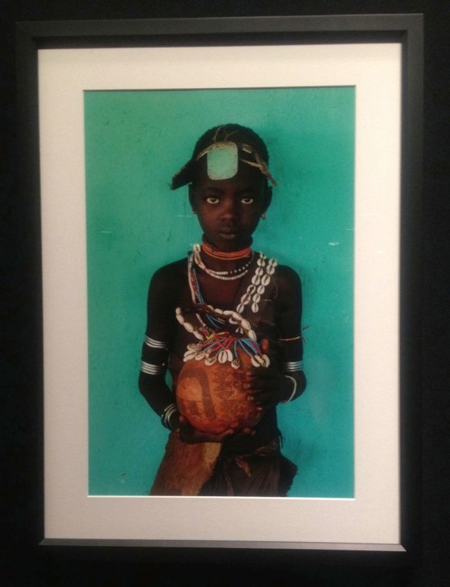 Alison Wright- Duka from Hamer Tribe- Omo Valley, Ethiopia, 2006