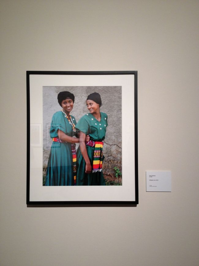 Posing Beauty Exhibition Image