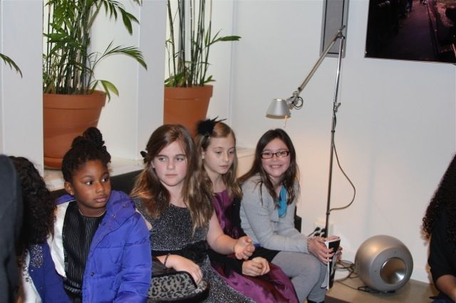 Grace, Isabel, Lia and Lucy