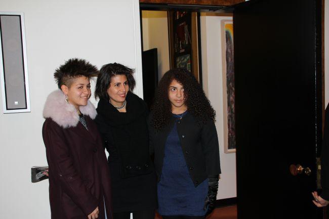 Maya, Judi & Ana