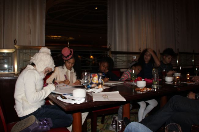 After-party at the Intercontinental