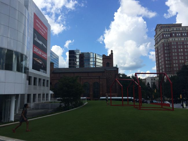 The High Museum