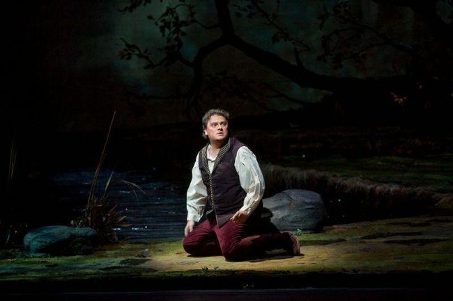 "Aleksandrs Antonenko sings Don José in Bizet's ""Carmen."" Photo: Ken Howard/Metropolitan Opera"
