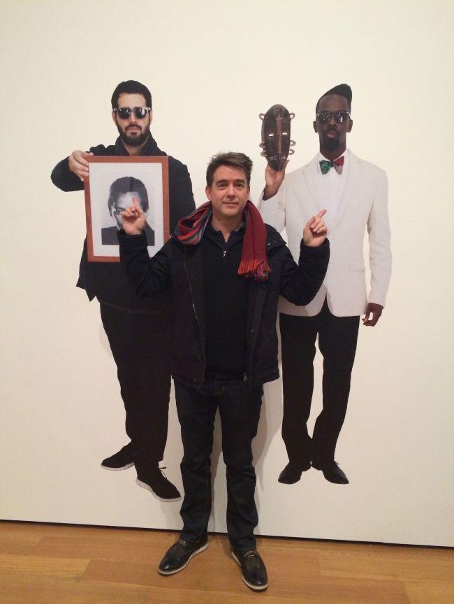 Jose, Nick & Fahamu