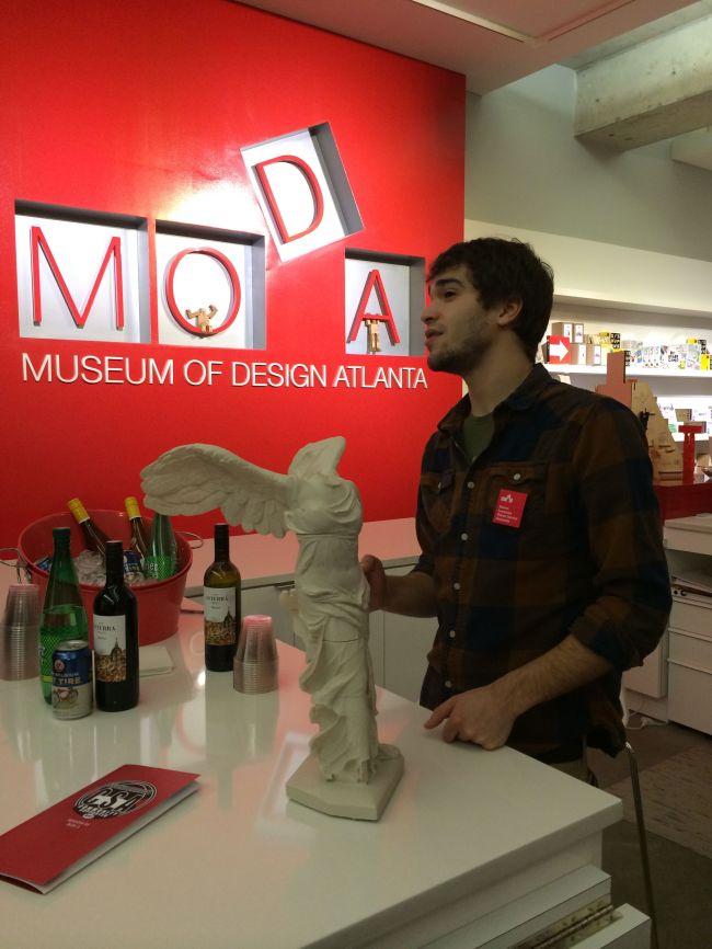 Layla at MODA