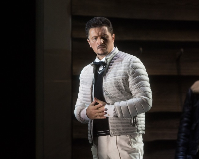 Piotr Beczala as Vaudémont in Tchaikovsky's Iolanta. Photo: Marty Sohl/Metropolitan Opera