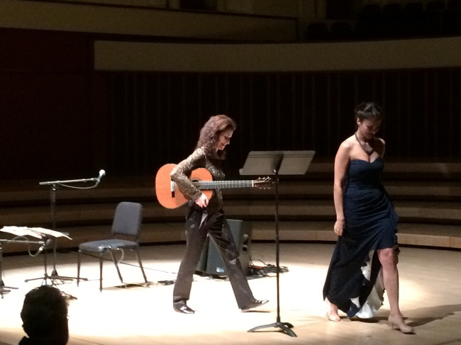 Sharon Isbin & Isabelle Leonard