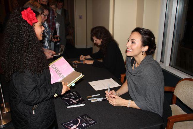 Isabelle Leonard meet & greet