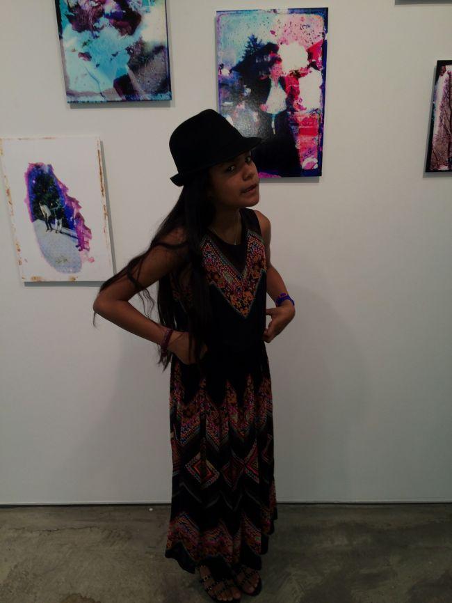 Lucinda's Show
