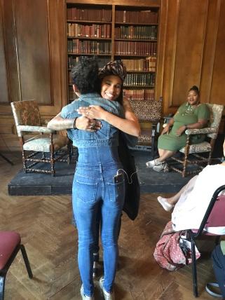 Hugs from Fabiola